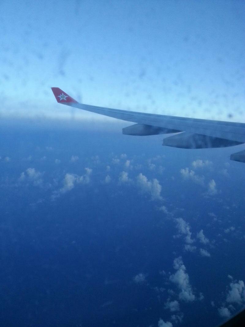 12500 Meter(41000 Fu�)